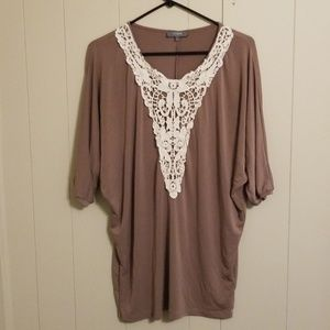 Umgee Brown Tunic